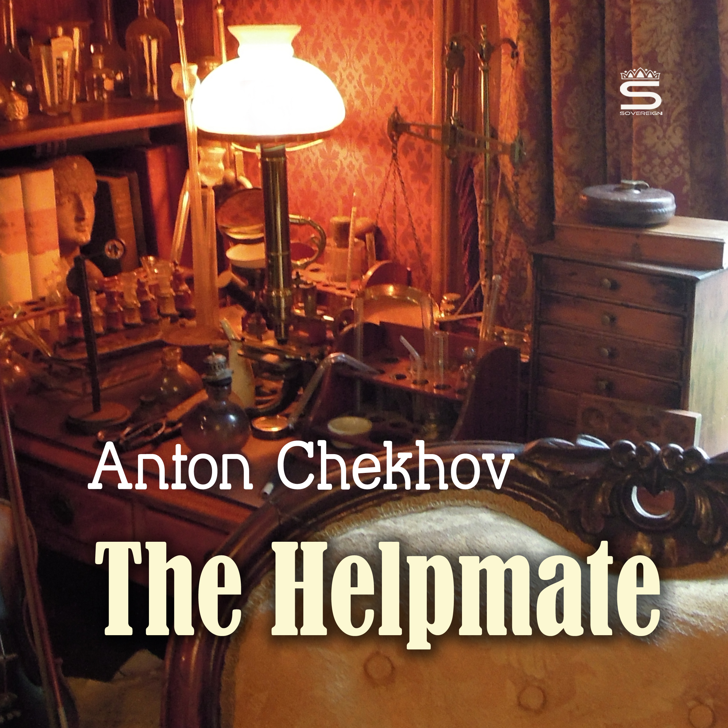 Printable The Helpmate Audiobook Cover Art