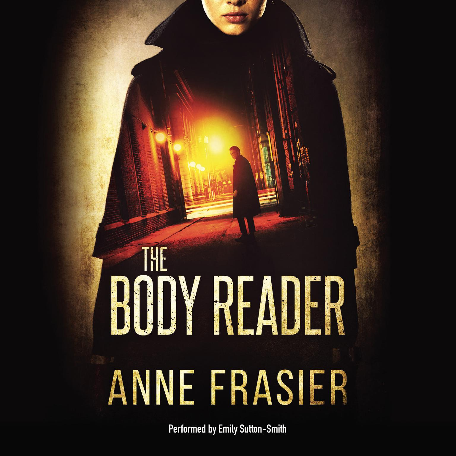 Printable The Body Reader Audiobook Cover Art
