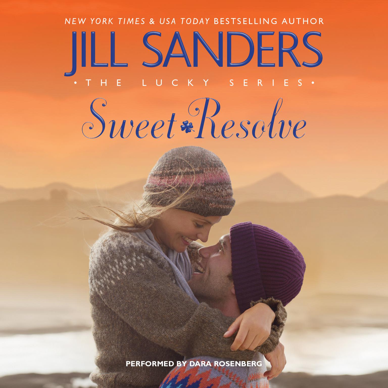 Printable Sweet Resolve Audiobook Cover Art