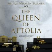 The Queen of Attolia: A Queen's Thief Novel Audiobook, by Megan Whalen Turner