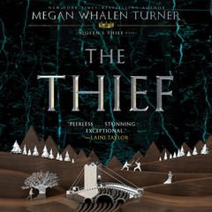 The Thief Audiobook, by Megan Whalen Turner