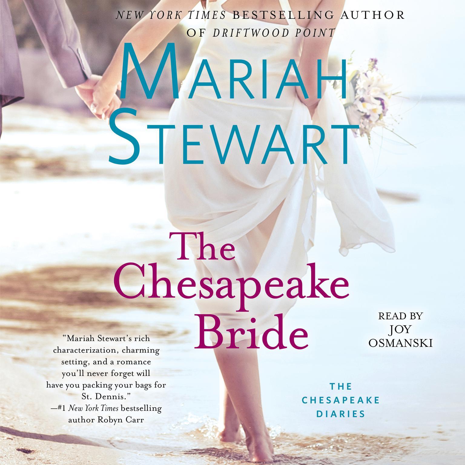 Printable The Chesapeake Bride: A Novel Audiobook Cover Art