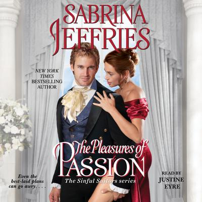 The Pleasures of Passion Audiobook, by Sabrina Jeffries