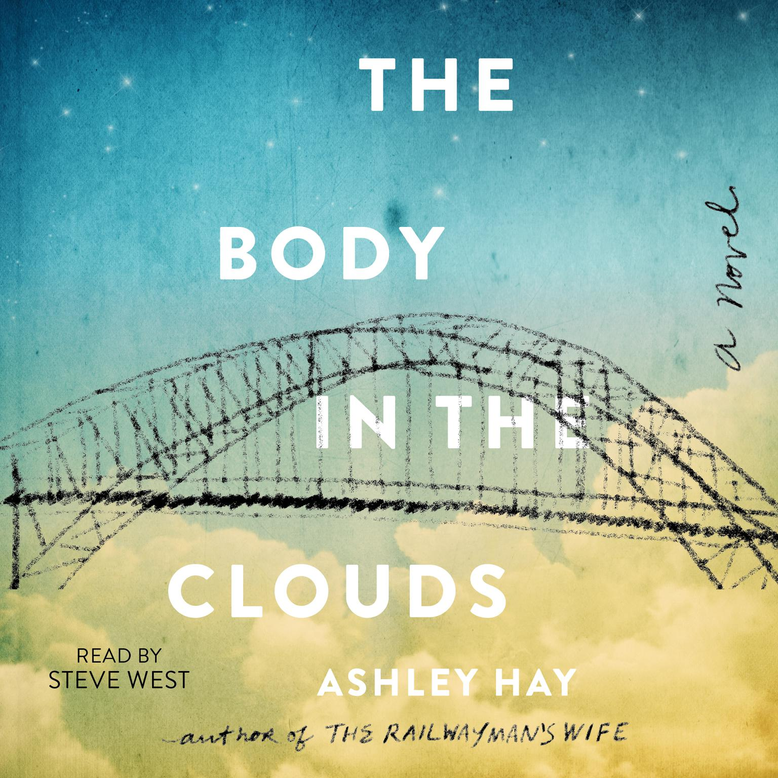 Printable The Body in the Clouds: A Novel Audiobook Cover Art