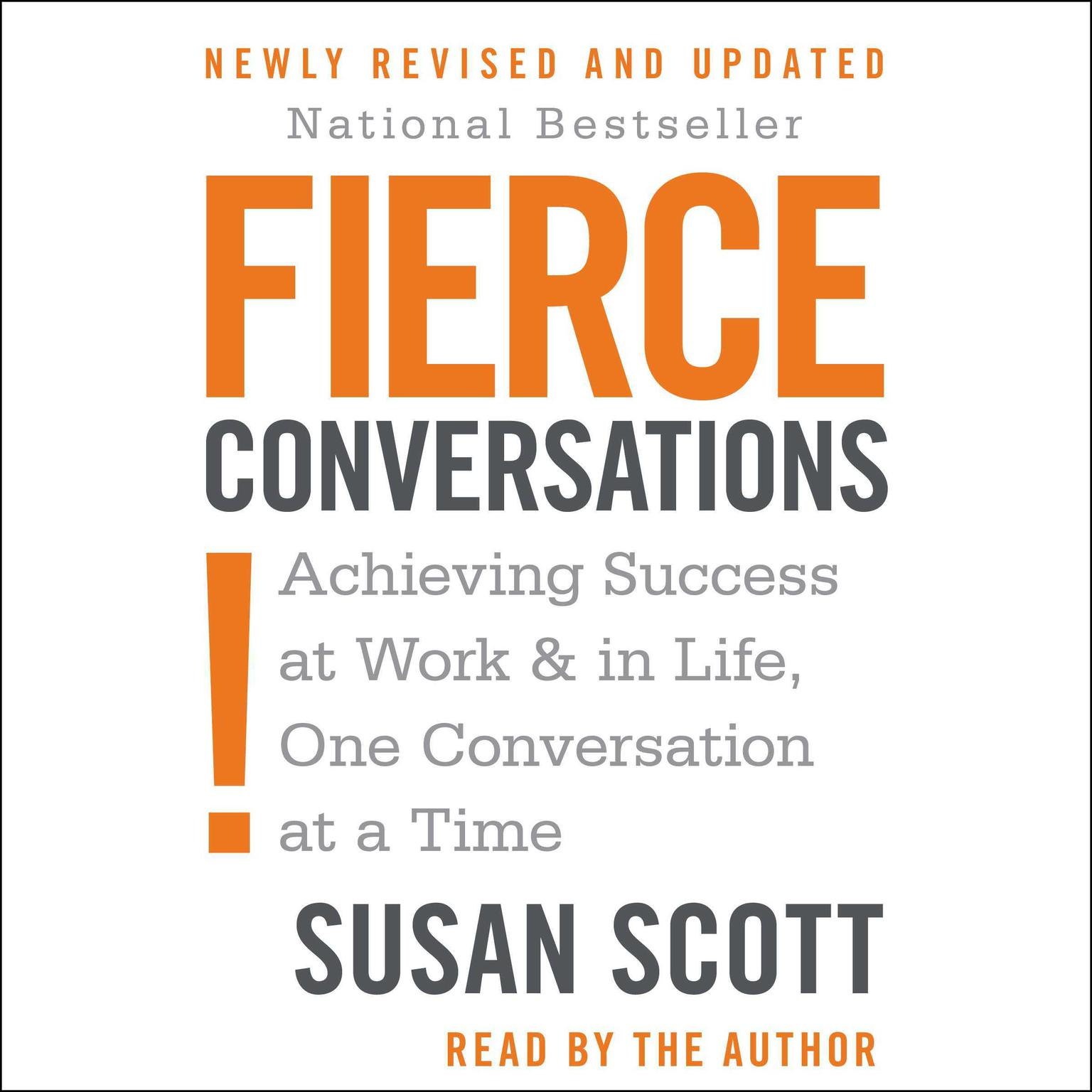 Printable Fierce Conversations: Achieving Success at Work & in Life, One Conversation at a Time Audiobook Cover Art