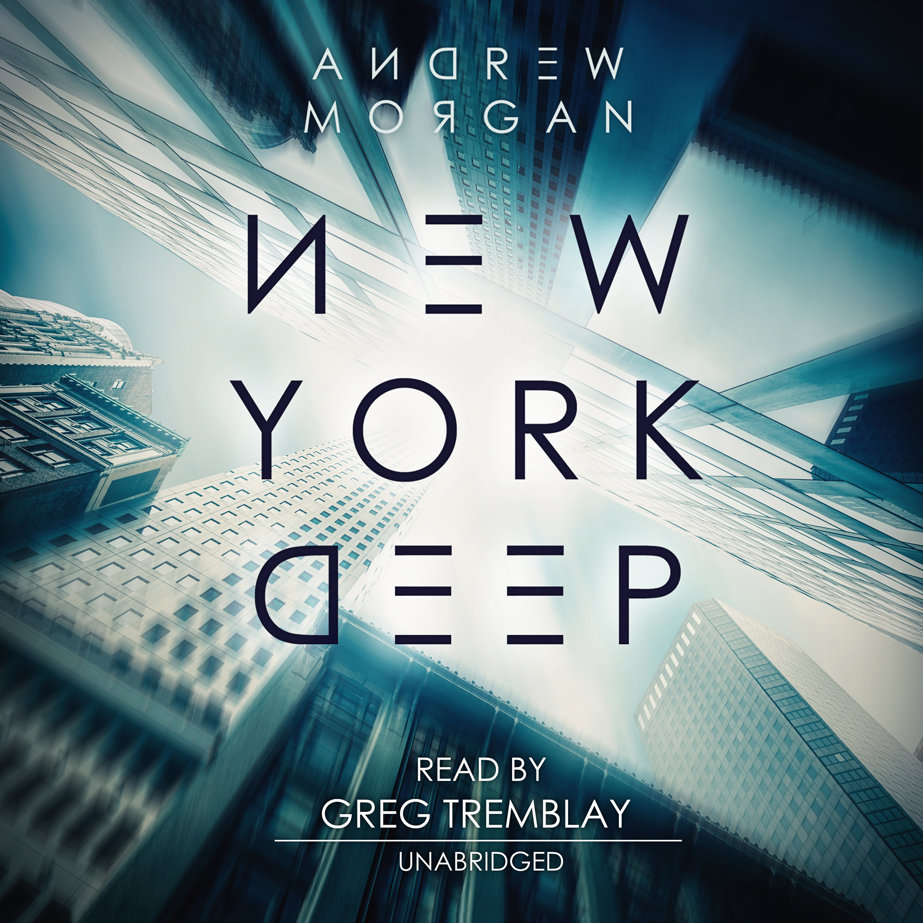 Printable New York Deep Audiobook Cover Art