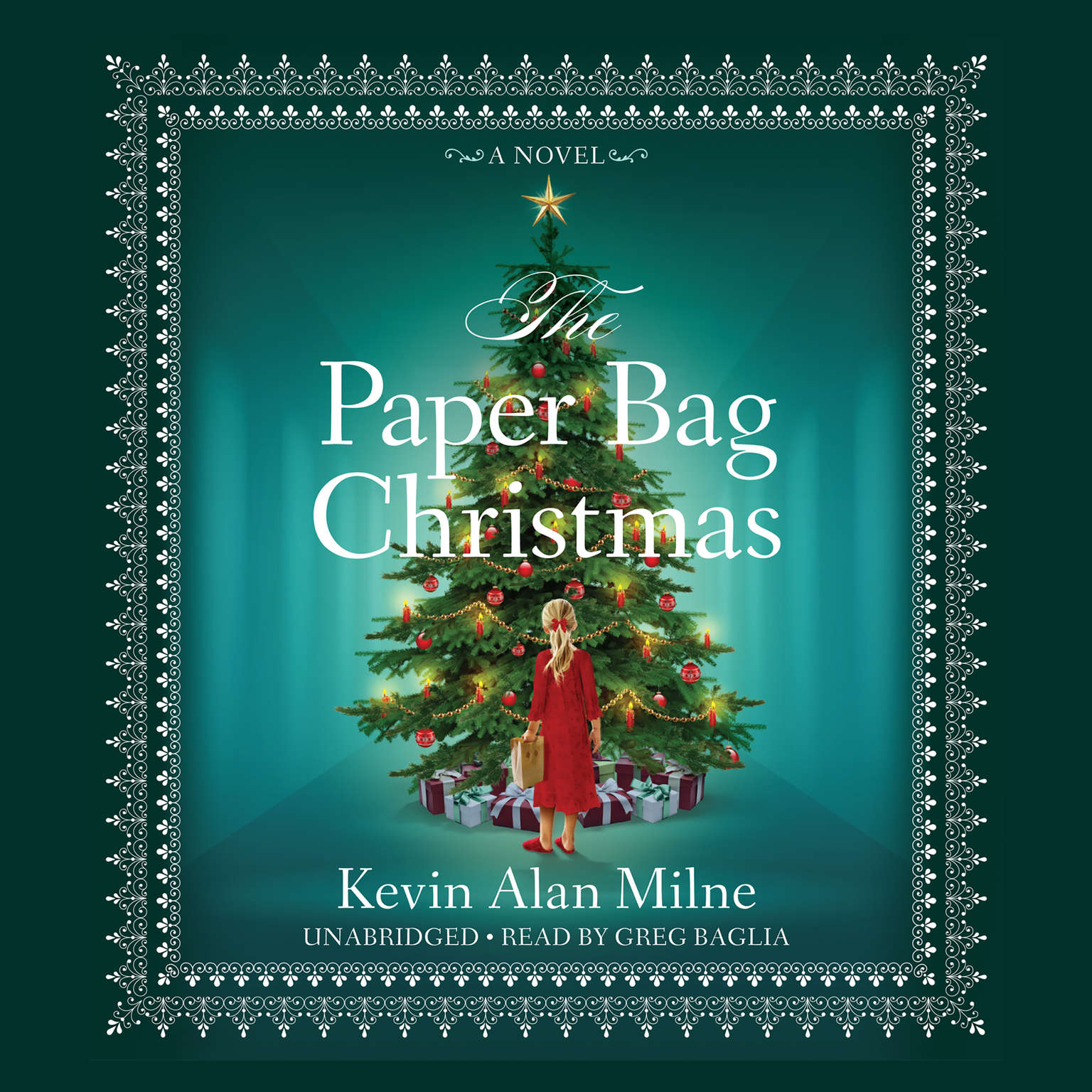 Printable The Paper Bag Christmas: A Novel Audiobook Cover Art