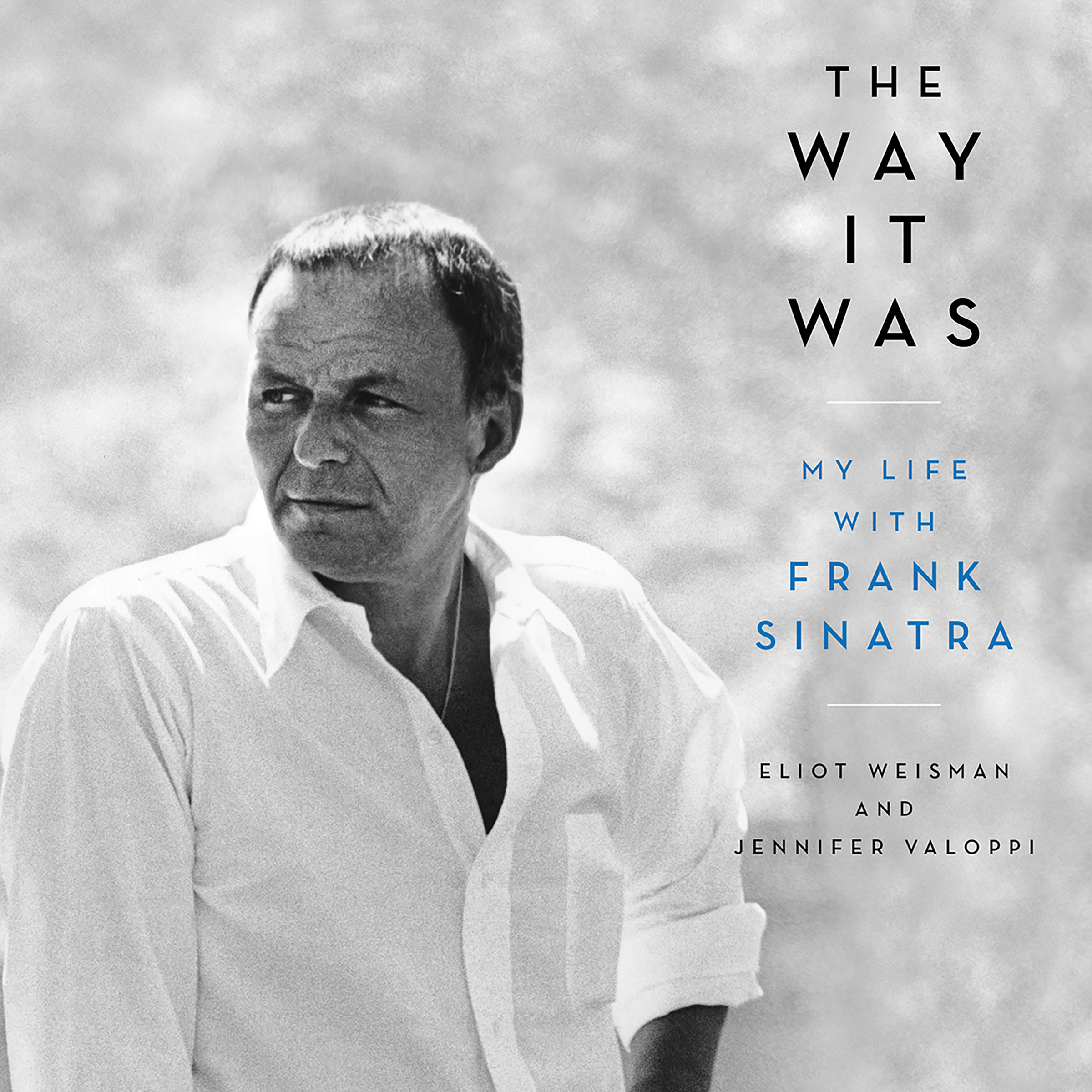 Printable The Way It Was: My Life with Frank Sinatra Audiobook Cover Art