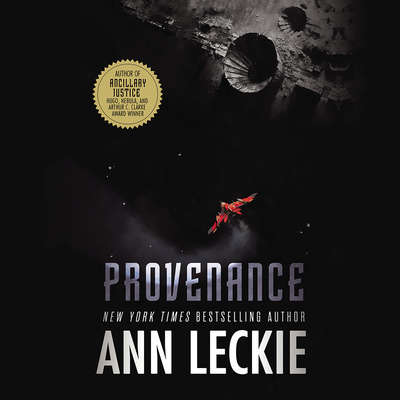 Provenance Audiobook, by Ann Leckie