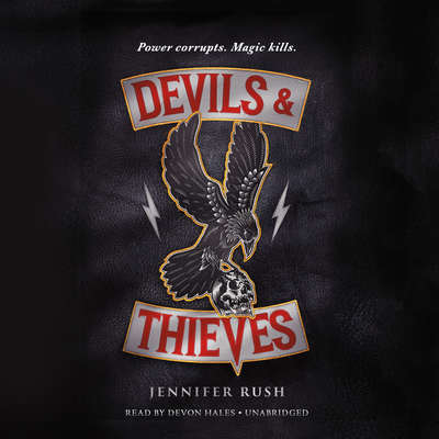 Devils & Thieves Audiobook, by Jennifer Rush