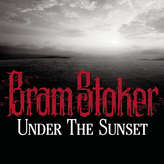 Printable Under the Sunset Audiobook Cover Art