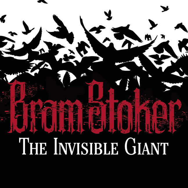 Printable The Invisible Giant Audiobook Cover Art