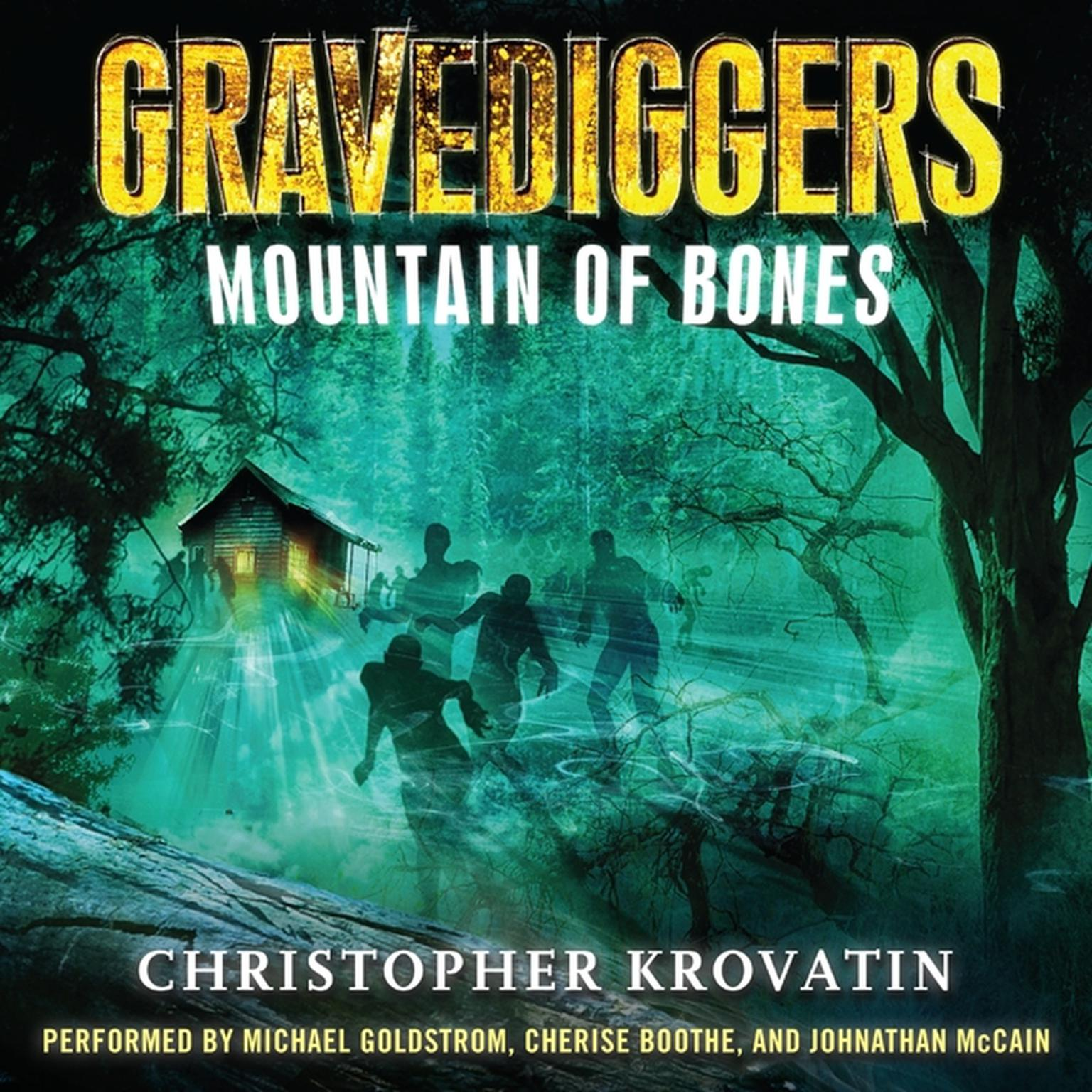 Printable Gravediggers: Mountain of Bones: Mountain of Bones Audiobook Cover Art