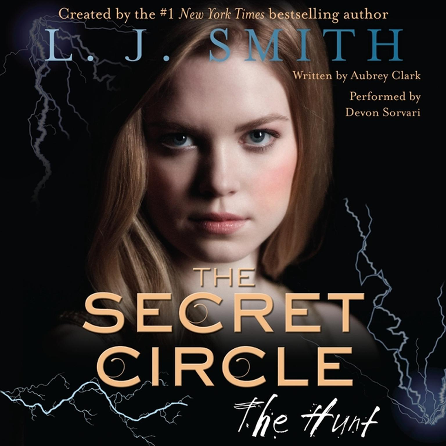 Printable The Secret Circle: The Hunt Audiobook Cover Art
