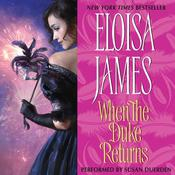 When the Duke Returns Audiobook, by Eloisa James