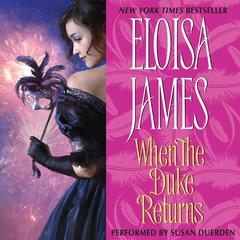 When the Duke Returns Audiobook, by