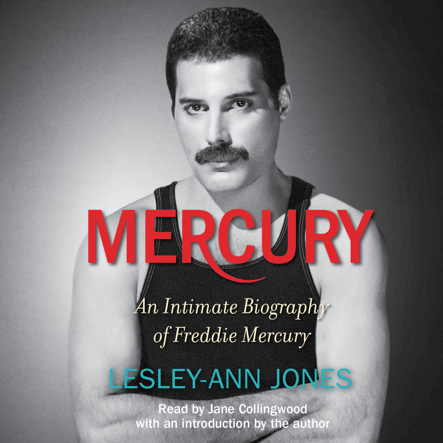 Printable Mercury: An Intimate Biography of Freddie Mercury Audiobook Cover Art