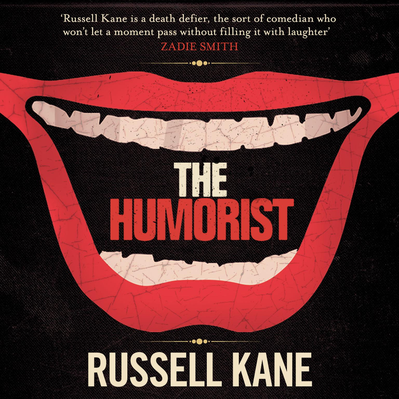 Printable The Humorist Audiobook Cover Art