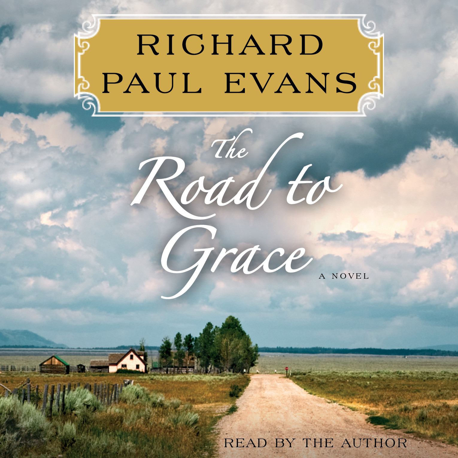 Printable The Road to Grace: The Walk, Book 3 Audiobook Cover Art