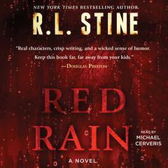 Red Rain: A Novel Audiobook, by R. L. Stine