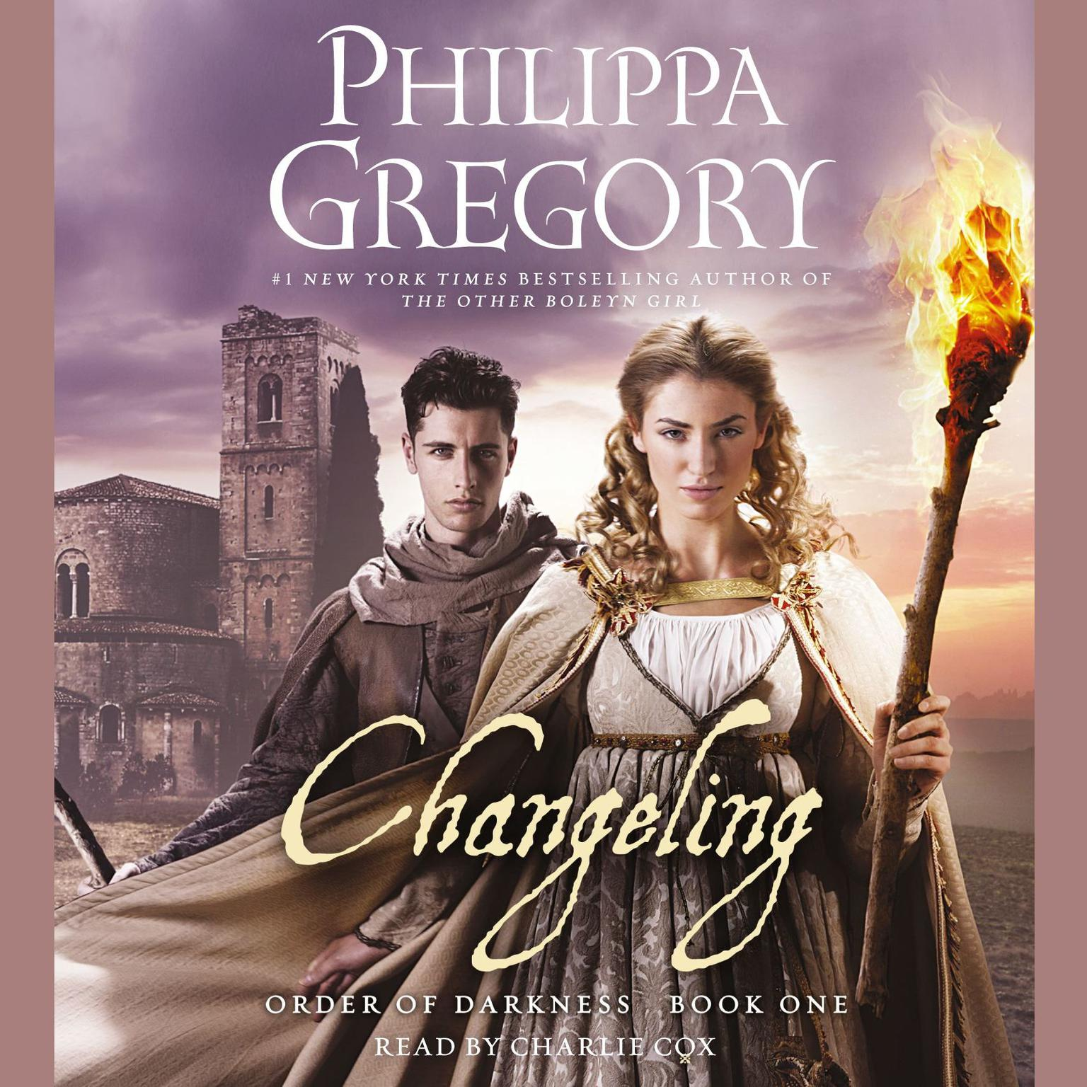 Printable Changeling: Order of Darkness, Book 1 Audiobook Cover Art