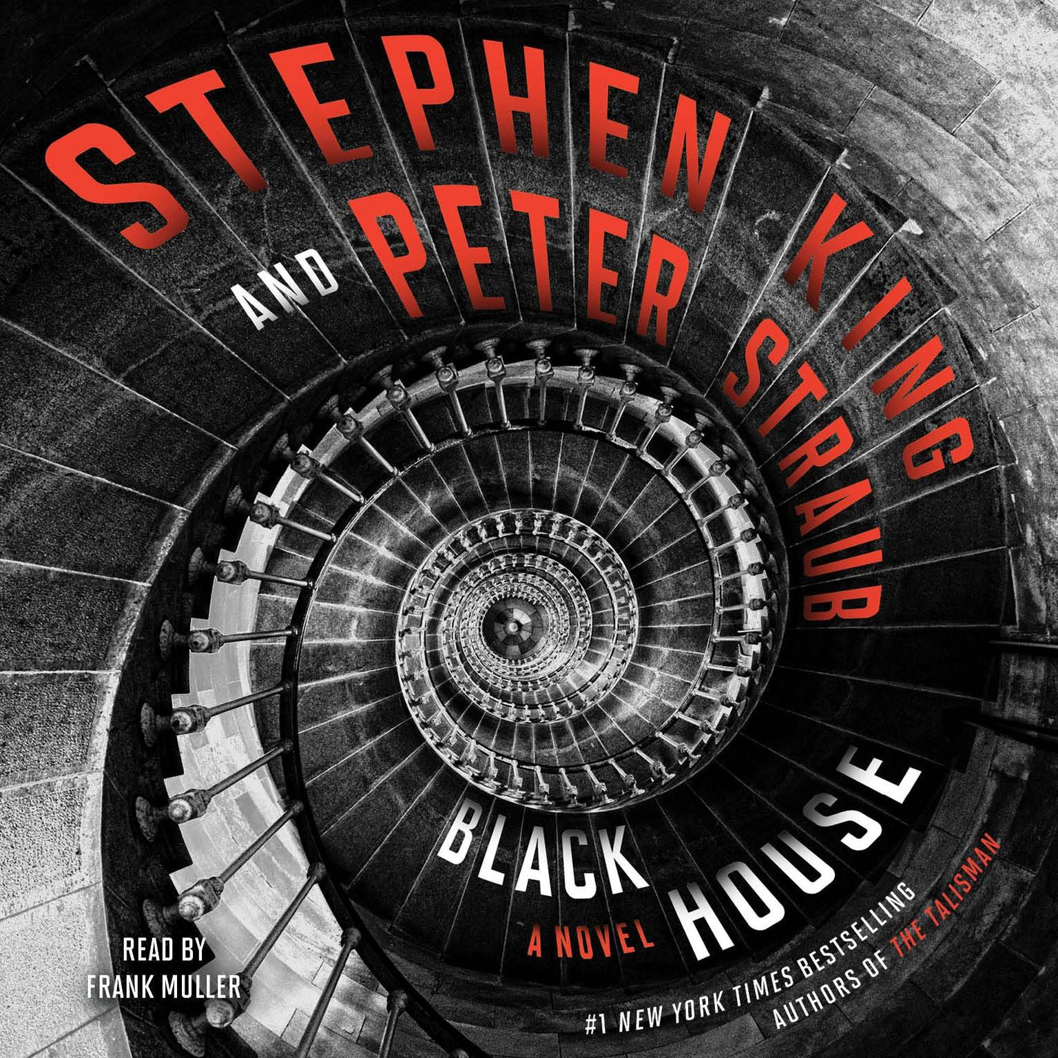 Printable Black House: A Novel Audiobook Cover Art