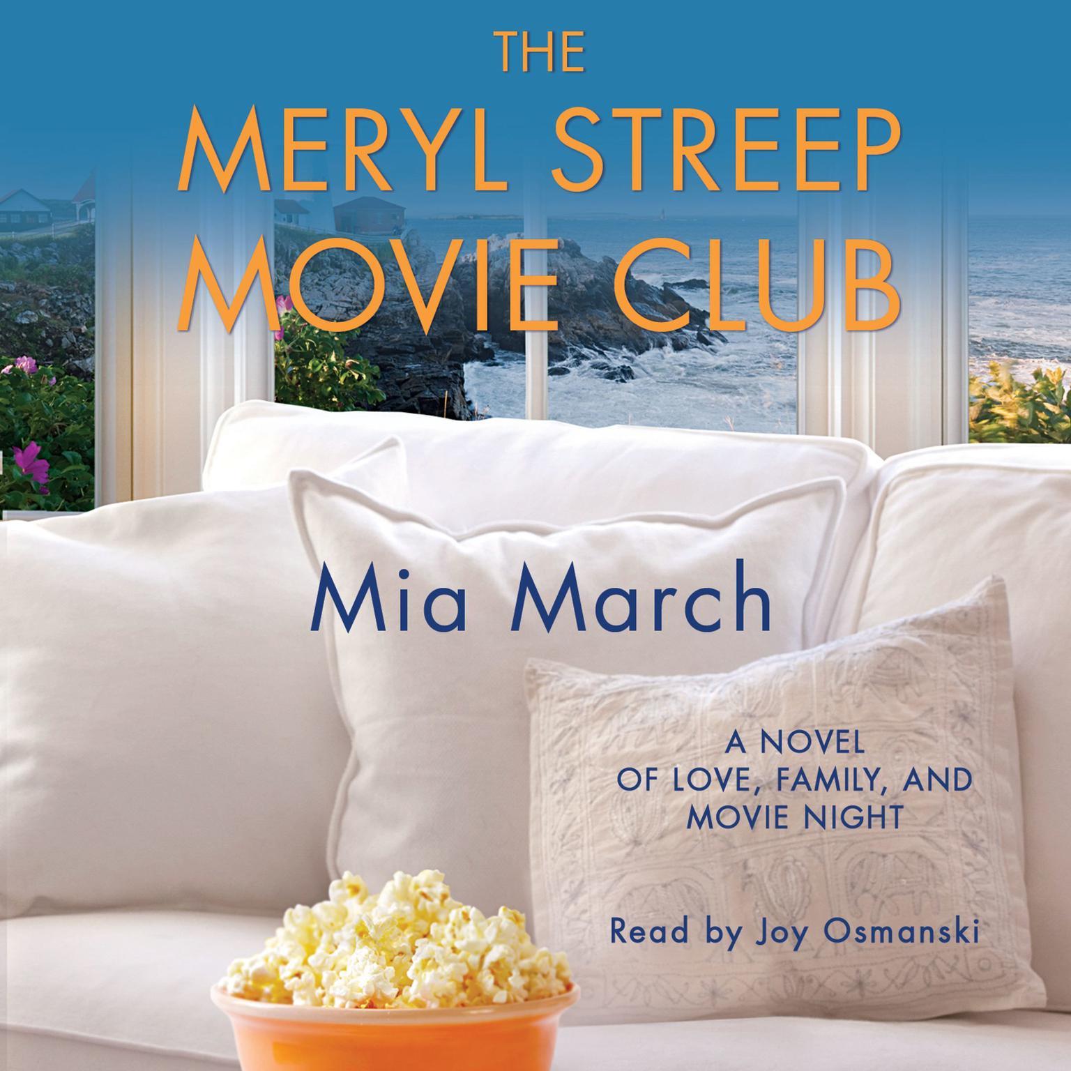 Printable The Meryl Streep Movie Club Audiobook Cover Art