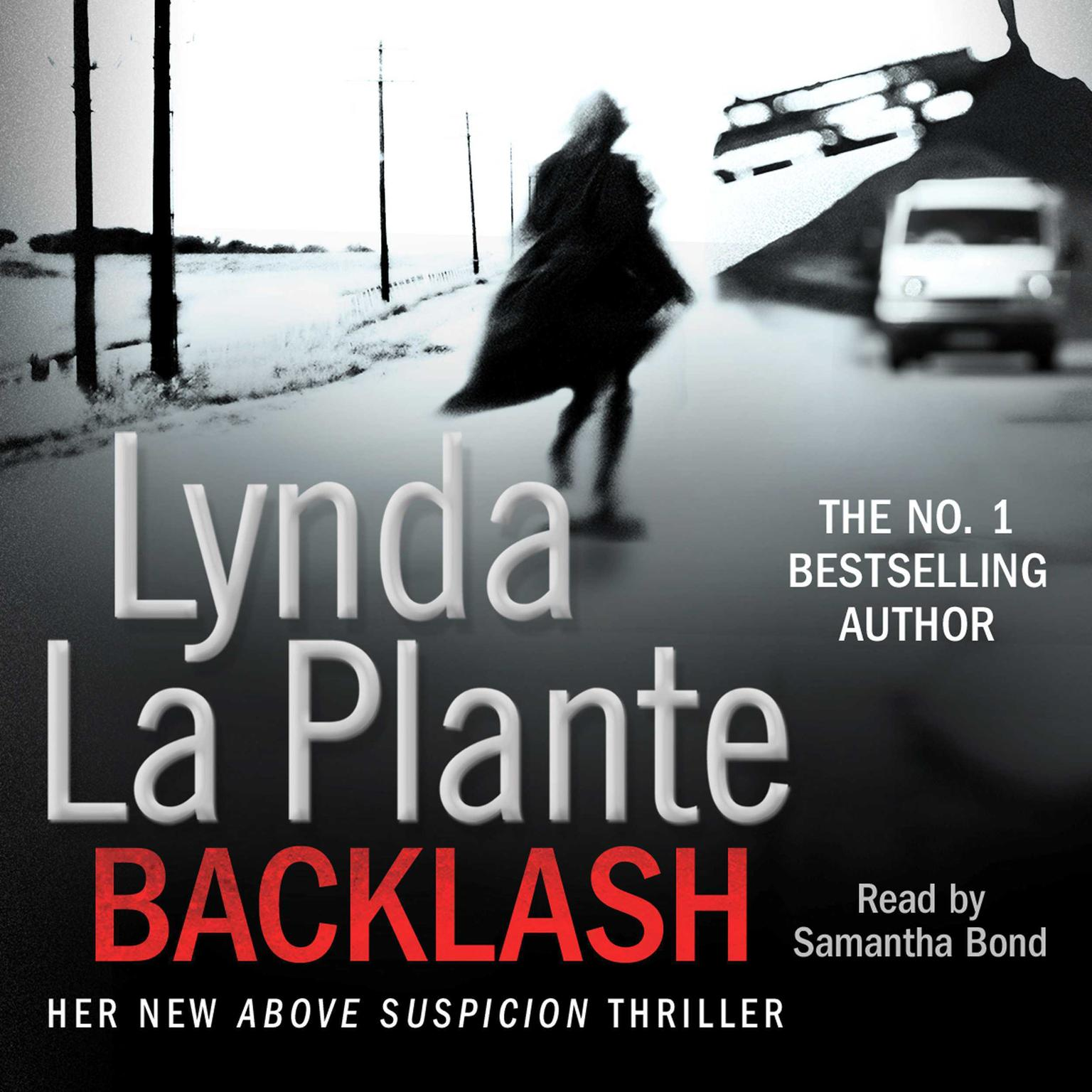 Printable Backlash Audiobook Cover Art