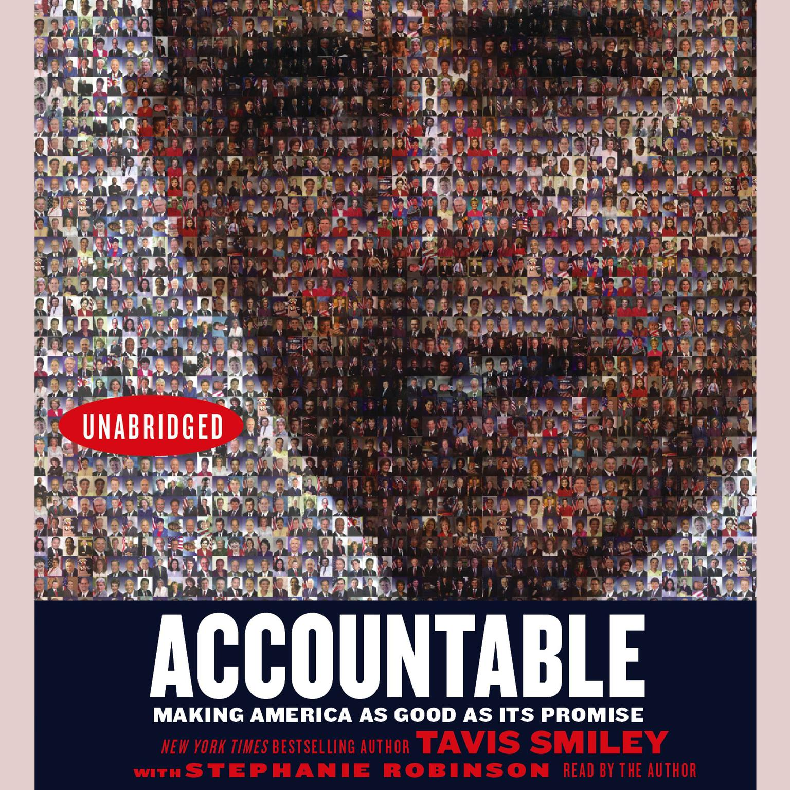 Printable Accountable: Making America As Good As Its Promise Audiobook Cover Art