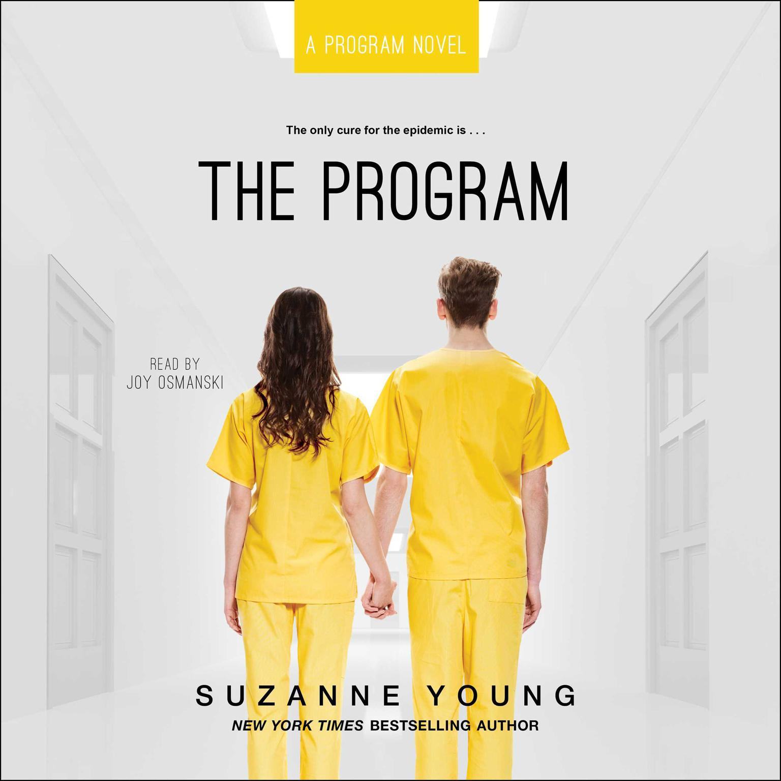 Printable The Program Audiobook Cover Art