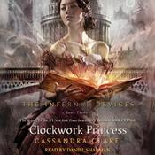 Clockwork Princess, by Cassandra Clare