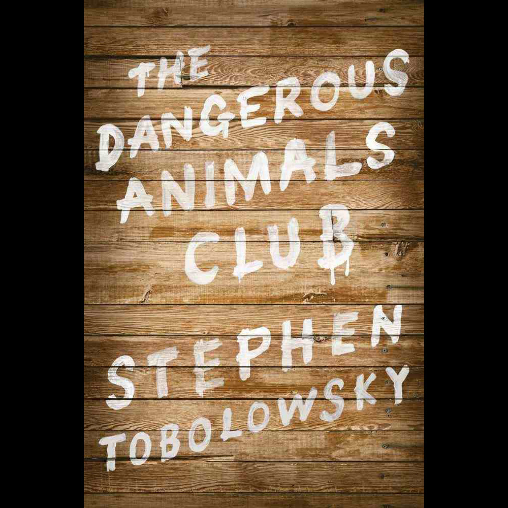 Printable The Dangerous Animals Club Audiobook Cover Art