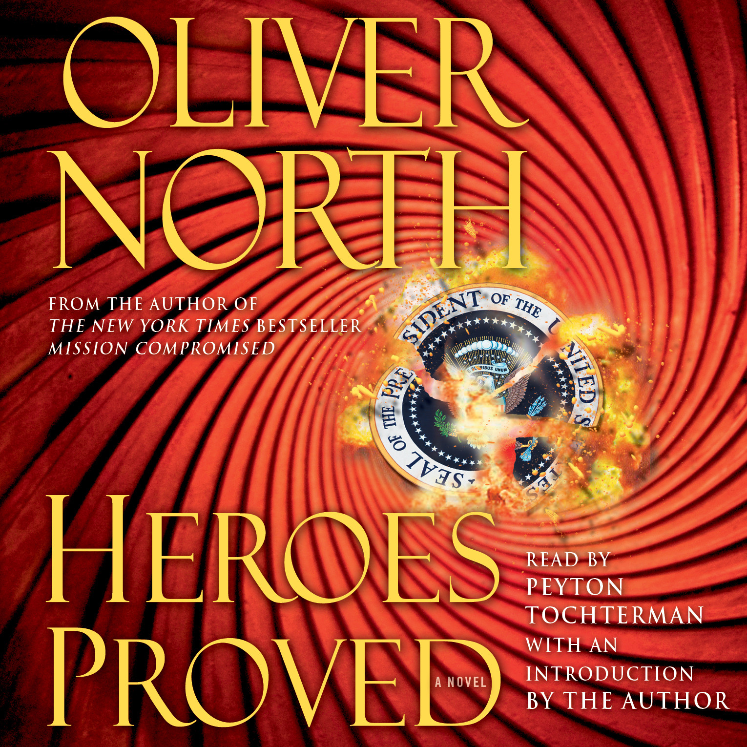 Printable Heroes Proved Audiobook Cover Art