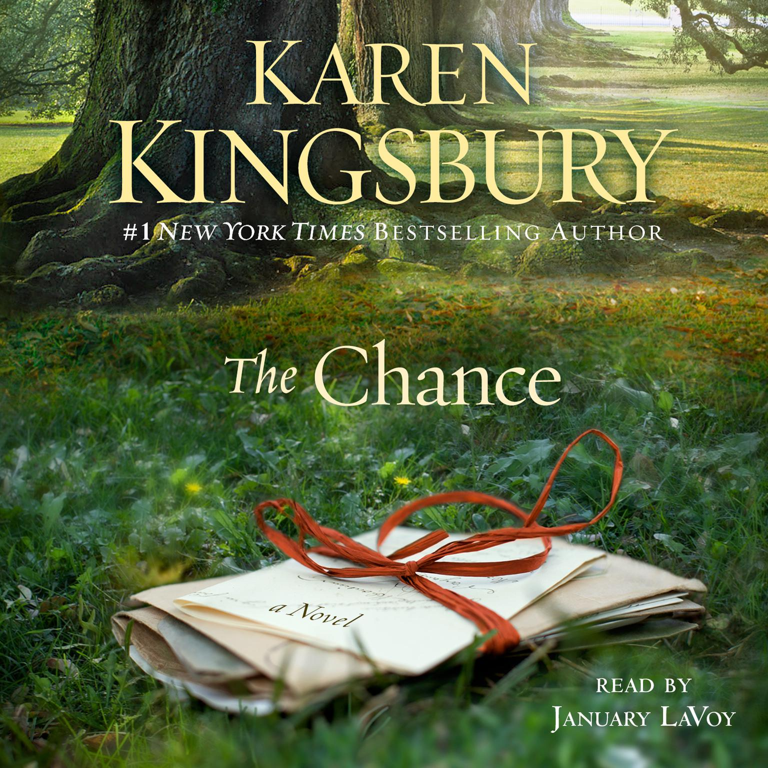 Printable The Chance: A Novel Audiobook Cover Art