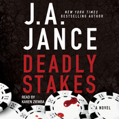 Deadly Stakes, by J. A. Jance