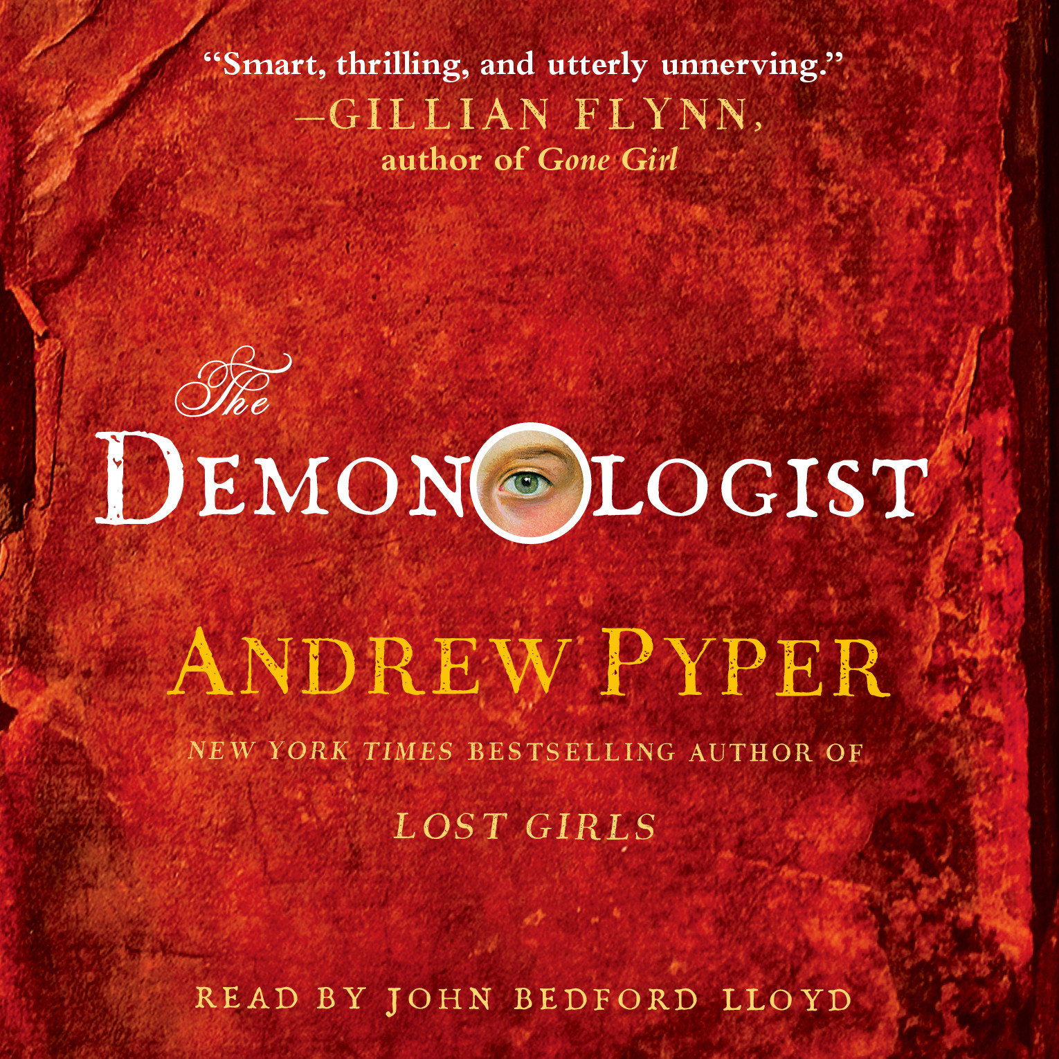 Printable The Demonologist: A Novel Audiobook Cover Art