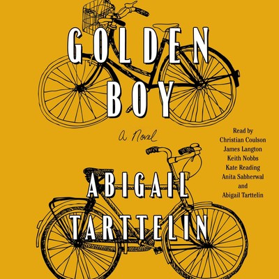 Golden Boy: A Novel Audiobook, by Abigail Tarttelin