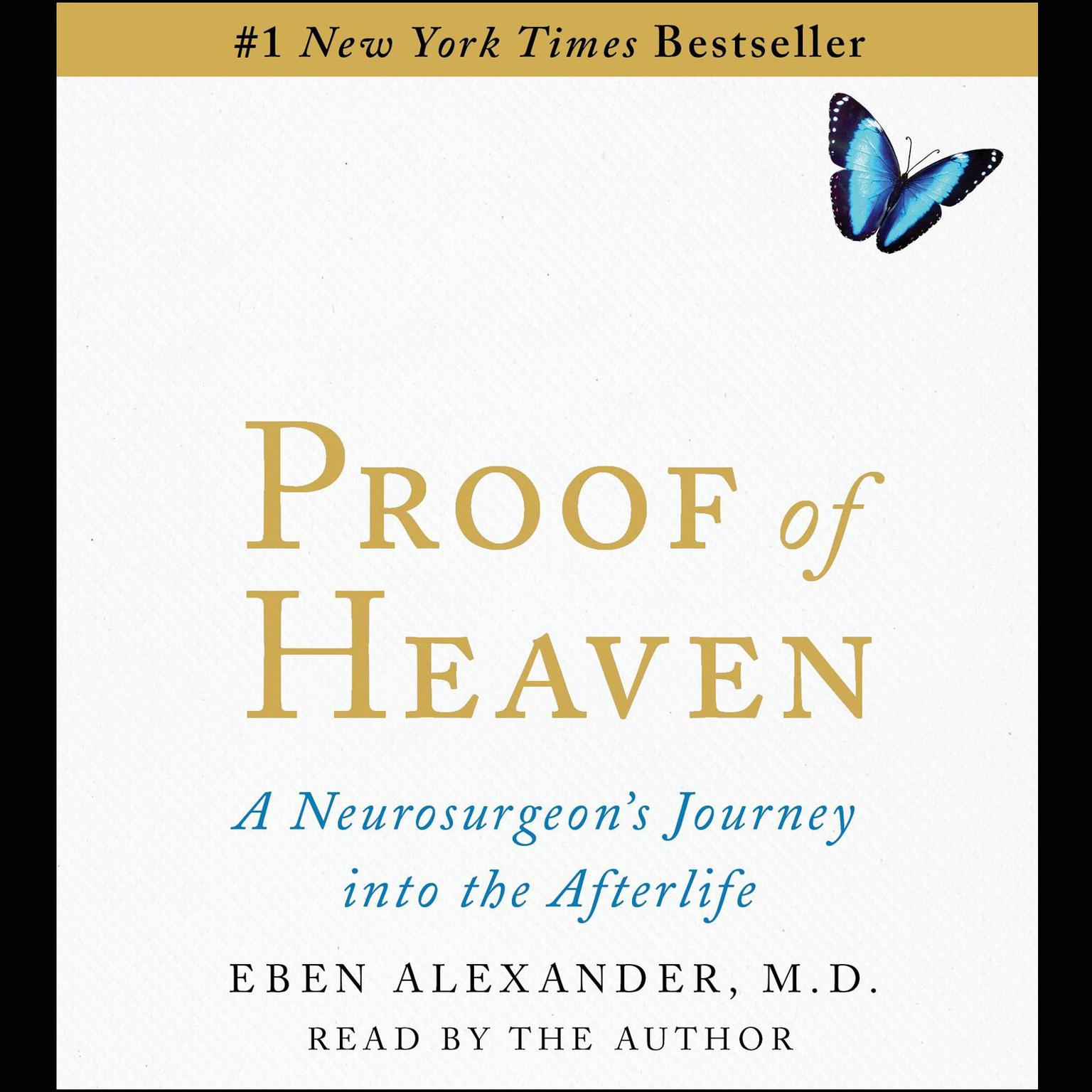 Printable Proof of Heaven: A Neurosurgeon's Near-Death Experience and Journey into the Afterlife Audiobook Cover Art