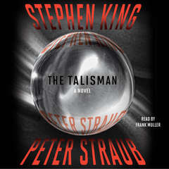 The Talisman Audiobook, by Peter Straub, Stephen King