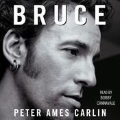 Bruce Audiobook, by Peter Ames Carlin