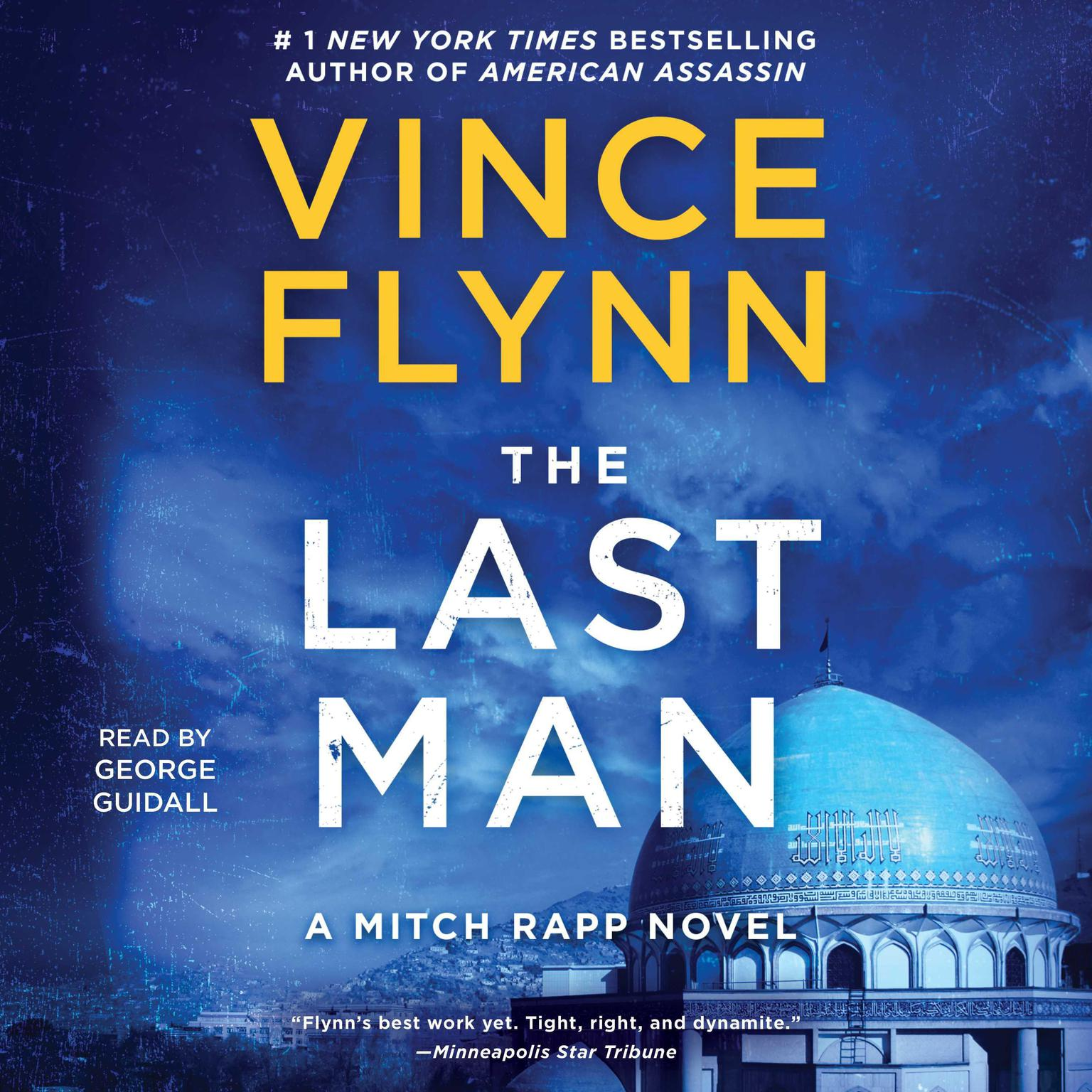 Printable The Last Man: A Novel Audiobook Cover Art