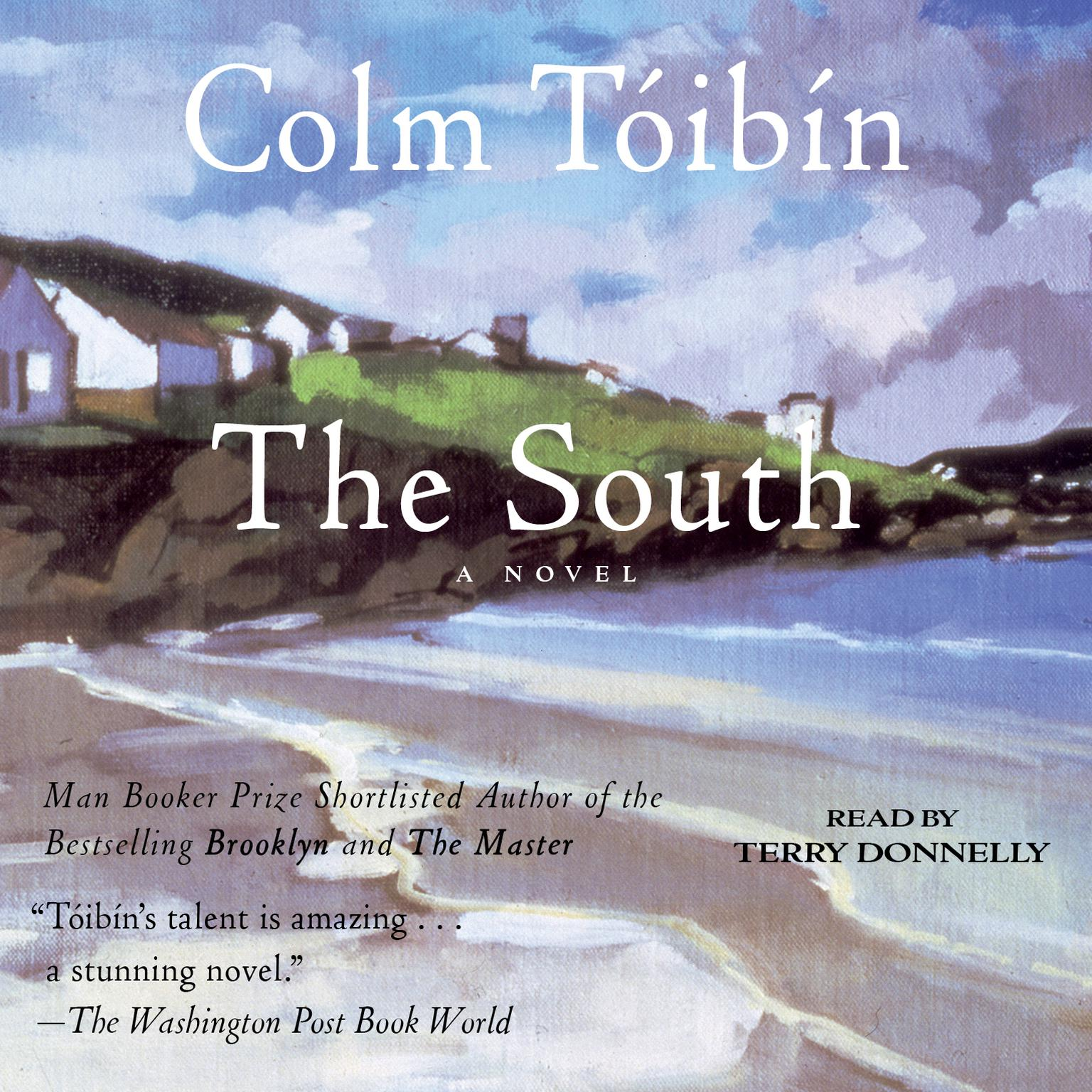 Printable The South Audiobook Cover Art