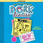 Dork Diaries 5: Tales from a Not-So-Smart Miss Know-It-All, by Rachel Renée Russell