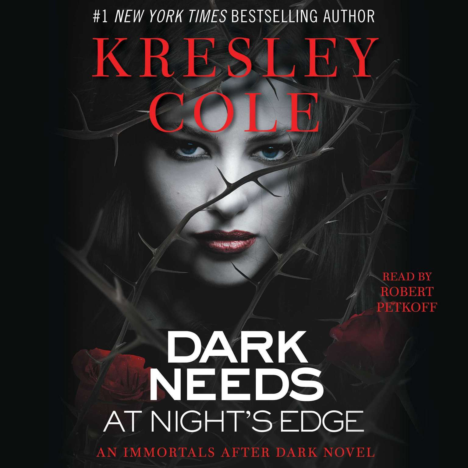 Printable Dark Needs at Night's Edge Audiobook Cover Art