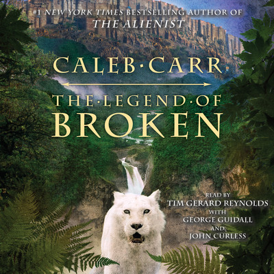 The Legend of Broken Audiobook, by Caleb Carr