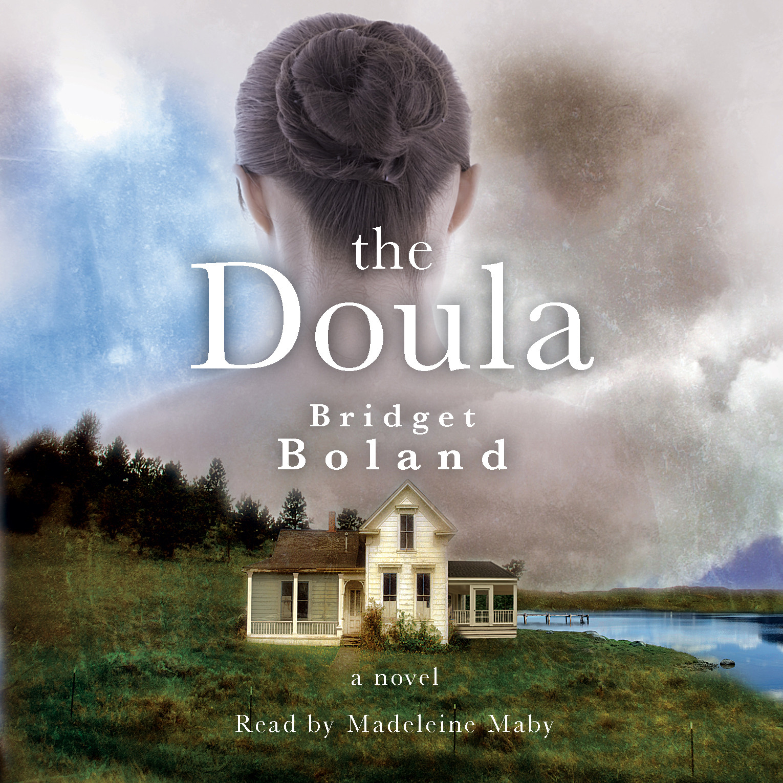 Printable The Doula Audiobook Cover Art