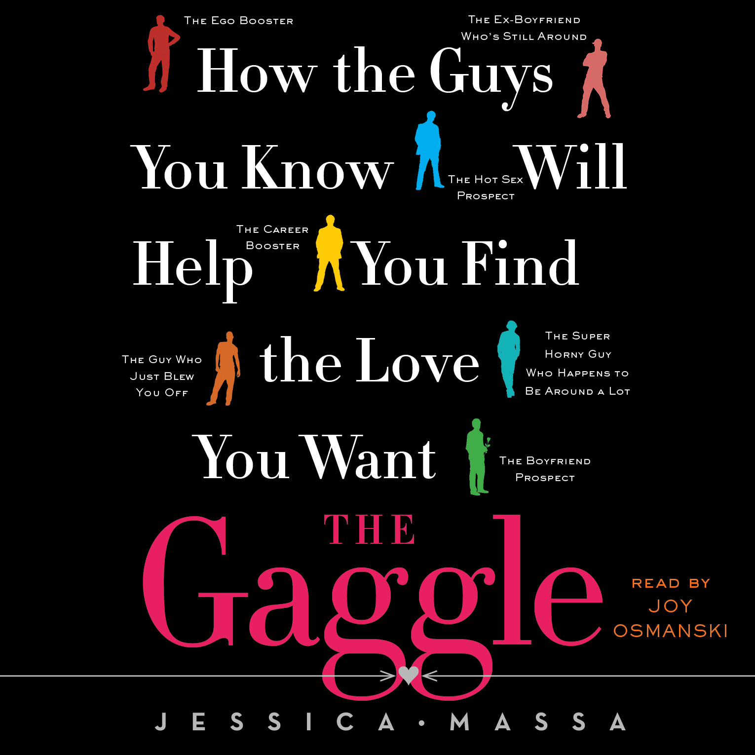 Printable The Gaggle: How the Guys You Know Will Help You Find the Love Audiobook Cover Art