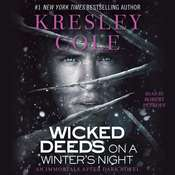 Wicked Deeds on a Winter's Night, by Kresley Cole