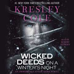Wicked Deeds on a Winter's Night Audiobook, by