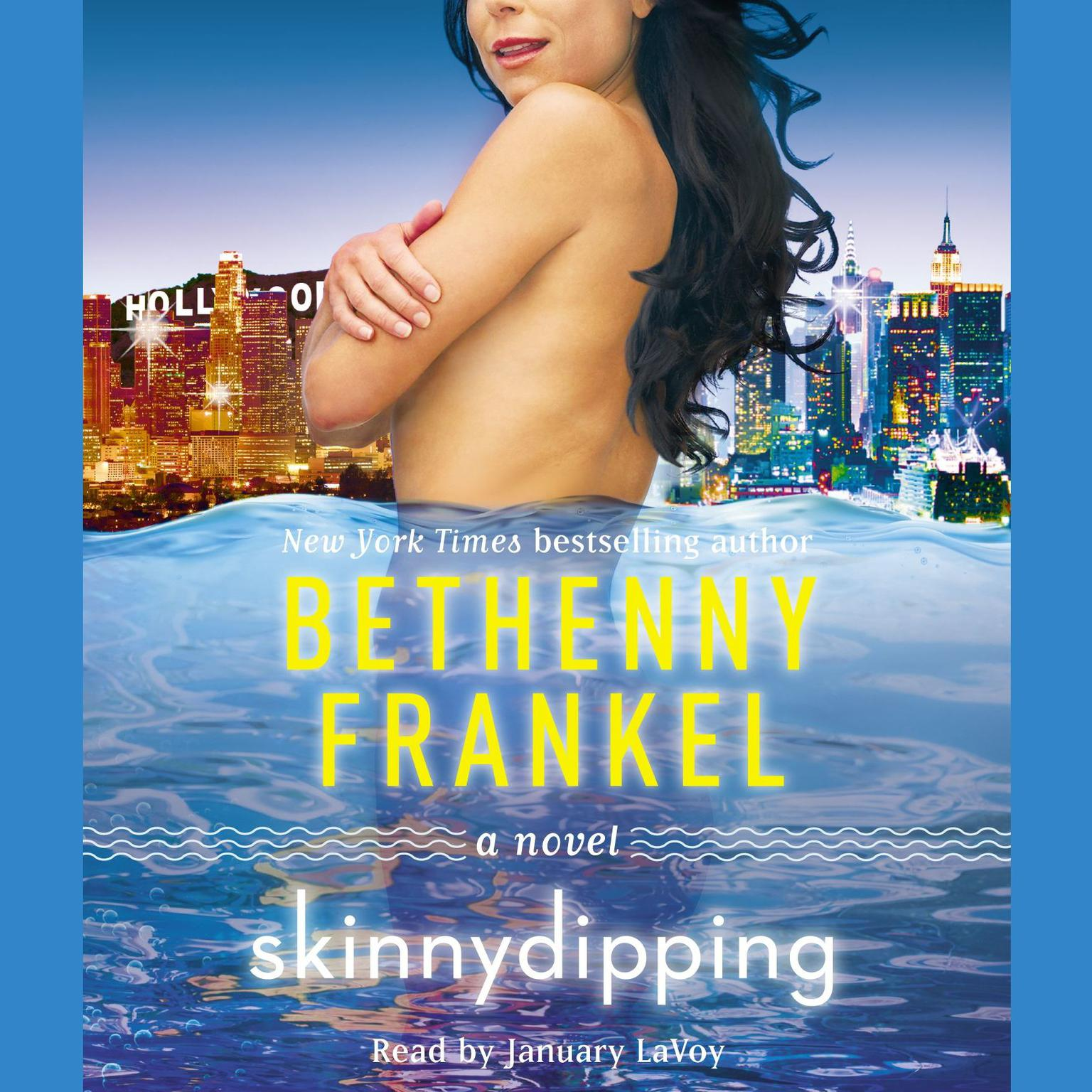 Printable Skinnydipping: A Novel Audiobook Cover Art